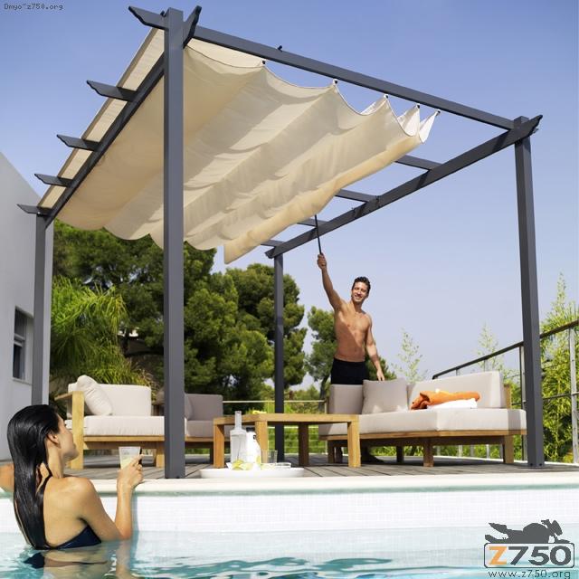comment fabriquer une pergola soi meme. Black Bedroom Furniture Sets. Home Design Ideas