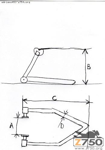 fabrication b quille stand moto avant et arriere forum de l 39 ezprit motard. Black Bedroom Furniture Sets. Home Design Ideas